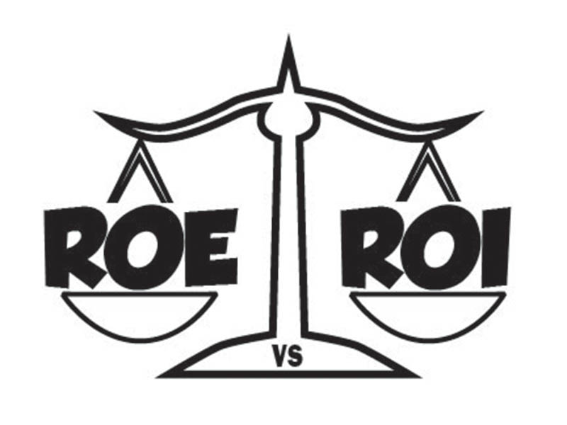 How To Create Real Value Through Your Learning and Development - Use ROE Rather Than ROI